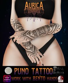 https://flic.kr/p/QPx36D | .:AS:. Puno Tattoo Group Gift Feb | maps.secondlife.com/secondlife/Unique/28/188/2003