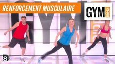 Cours gym : renfort musculaire 18 : Cuisses