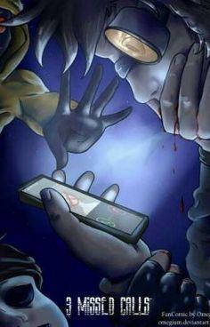 Les Creepypasta ont découvert, grâce à CreepCat (moi), le téléphone, … #nonfiction # Non-Fiction # amreading # books # wattpad