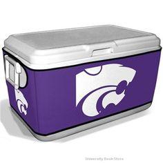 Logo Inc Kansas State Wildcats Large Square Cooler Cover (SKU 11755999450)