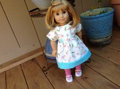 American Girl Waldorf doll clothes sweet by judysdollboutique, $26.00