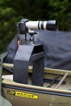 Chris the Photog AKA DIY Cheapo Depot: Kayak Camera Support