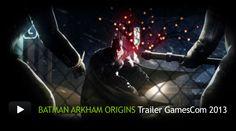 Landing Page NVIDIA Batman Arkham Origins /2