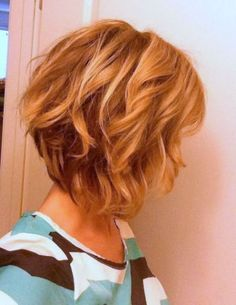 Best 25+ Wavy inverted bob ideas