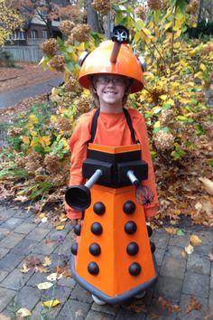 DIY Dalek Doctor Who cute :D