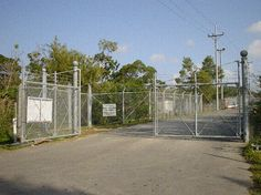 嘉手納弾薬庫地区(FAC6022 Kadena Ammunition Storage Area)