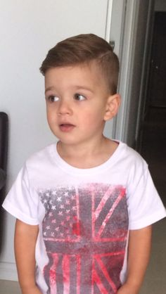 Lucas Next Haircut Griffin Pinterest Boy Haircuts Short Boy - Cool hairstyle for toddler boy