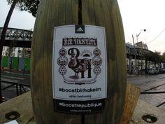 Run Hebdo avec la team #boostbirhakeim - Adidas Boost Battle Run