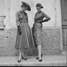 50s fashion | #ArcadiaAttire