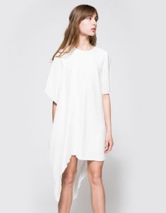 Disposition Dress in Ivory