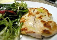 Ingredients Grilled Chicken Breast is a very simple, tasty and lean recipe that can be prepared in few minutes. We recommend using organic chicken, tender and juicy (makes a big difference from the...