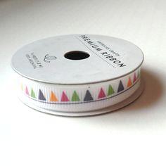Premium Ribbon, Flags, 1.2m, American Crafts £1.45