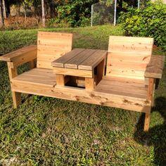 Local Cypress Furniture