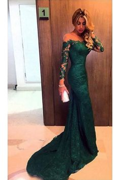 Tulle Prom Dresses#TullePromDresses Mermaid Prom Dress#MermaidPromDress Long Sleeve Prom Dress#LongSleevePromDresEmerald Green Lace Prom Dress#EmeraldGreenLacePromDresss
