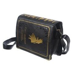Gothic Alice book-shaped shoulder bag. O_OWANTTT