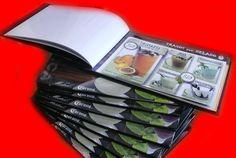 Carta de Tragos, realizadas en papel fotográfico, laminado, encuadernado en tapas duras impresas full color plastificadas y cocido japonés. Cliente Taco Azteca, http://www.tacoazteca.com.ar