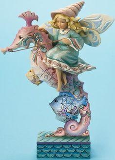 Jim Shore - Nautical Fairy, Jim Shore among 2013 top global licensor
