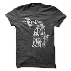 Drink Good Michigan Beer - #green shirt #hoodie ideas. CHECK PRICE => https://www.sunfrog.com/States/Drink-Good-Michigan-Beer.html?68278