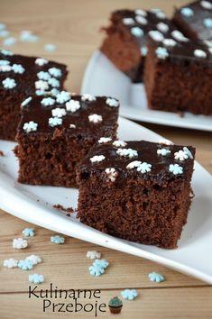 Murzynek. Murzynek przepis. Murzynek ciasto. Przepis na Murzynka. Murzynek przepis łatwy. Ciasto kakaowe szybkie i proste. Łatwy i szybki Murzynek z polewą.