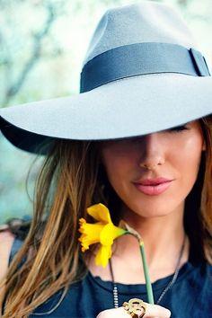 Classy Woman #hats #fashion #EasterHatsForWomen