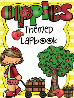 Apples Themed Lapbook - Notebooking Nook.com |  | Science & Nature | Holiday & Seasonal | Early Learning | LapbooksCurrClick