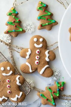 The 11 Best Gluten Free Christmas Cookies The Eleven Best