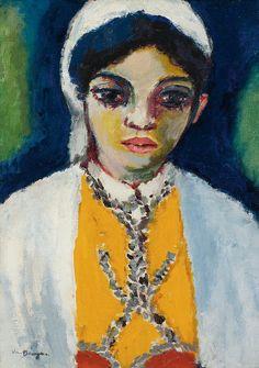 [ D ] Kees van Dongen - Fatma (1911) | Flickr - Photo Sharing!
