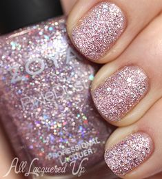 "Zoya ""Magical Pixie"" Spring 2014 PixieDust Swatches and Review - Zoya ""Lux"""