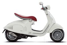 2013 Vespa 946 Special-Edition Scooter Introduction