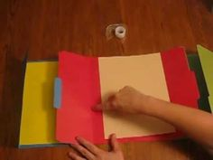 How to make a Tri-Folder Lapbook.mpg - YouTube https://www.youtube.com/watch?v=7qlys-dZzrI