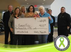 Thank you to Gloria, Martha and Stacy from Famous Fido Rescue & Adoption Alliance Foster and Adopter Network for visiting with us yesterday and accepting a donation for their win in January's #ChooseYourCharity event. Learn more about Famous Fido, the animals they save and the new facility they're working for: http://www.infinitiofnaperville.com/blog/2015/february/21/famous-fido-wins-2015s-first-chooseyourcharity-contest.htm — at Naperville, IL.