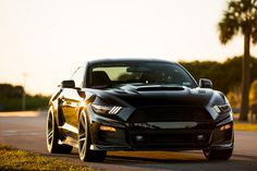2015 Ford Mustang Roush Stage 2 | Vossen VPS-302