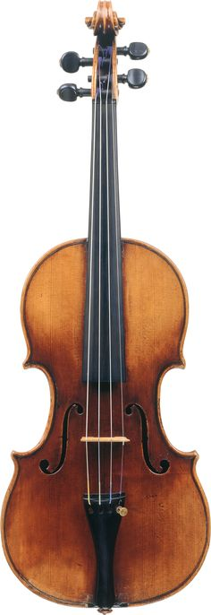 1720c Carlo Bergonzi Violin ex-Paganini  from The Four Centuries Gallery