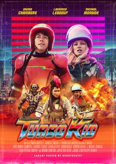 Movie Poster FanArt – Denny Busyet