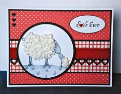 Valentine's Day - Love Ewe