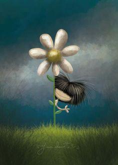 Sou esperança e flor! DC