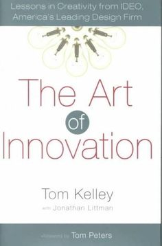 The Art of Innovation: Lessons in Creativity from Ideo, America's Leading Design Firm (Hardcover)