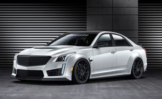 Yes Please: Hennessey HPE1000 Twin-Turbo Kit on the Cadillac CTS-V