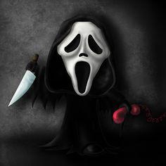 Chibi Ghostface