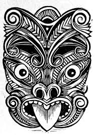 Image result for maori pattern colouring in book for sale