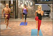 No weights, no jumps. Just hardcore results! PiYo is available now! http://bit.ly/OfficialPiYo