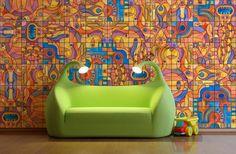 UBU Wallpaper | SERIE 1 by David Umemoto, via Behance