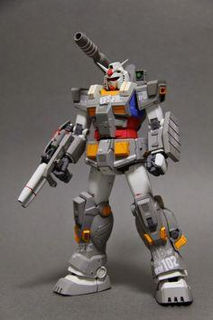 "Custom Build: MG 1/100 FA-78-1 Full Armor Gundam ""VerWB102"" - Gundam Kits Collection News and Reviews"