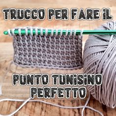 Tunisian Crochet, Crochet Stitches, Knit Crochet, Crochet Hats, Diy And Crafts, Arts And Crafts, Tapestry Crochet, Merino Wool Blanket, Scrap