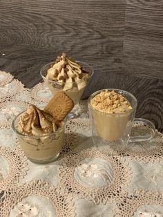 Caffè Espresso 2.0 – Crema di Caffè… all'acqua – Dolce per Amore Cupcakes Decorados, Biscotti, Bruschetta, Mousse, Tapas, Cheesecake, Food And Drink, Cooking Recipes, Pudding
