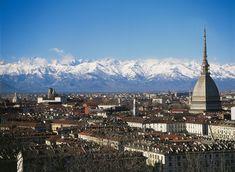 Torino skyline
