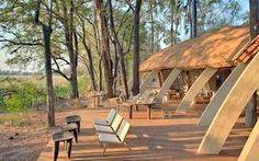 Luxury Safaris at &Beyond Sandibe Okavango Safari Lodge in the Okavango, Botswana, Southern Africa |