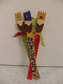 mollie's mom: More Christmas in July - Three Wisemen !!