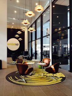 Hotel Wakeup Copenhagen - Affordable high standard & design hotel!