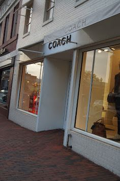 Coach Store in Georgetown